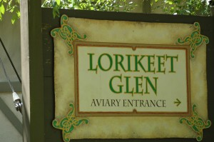 Wildlife Reserve - Lorikeet Glen - Aviary - 2014