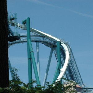 Alpengeist - Germany - Roller Coaster - 2014