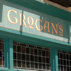 Ireland - Grogan's Pub - Drinks - 2014