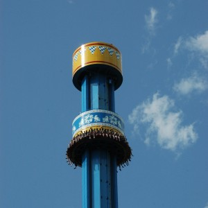 Oktoberfest - Mach Tower - Flat Ride - 2014