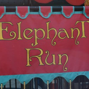 Festa Italia - Elephant Run - Kiddie Ride - 2014