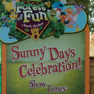 Forest of Fun - Sunny Days Celebration - Show - 2014