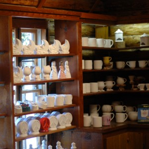 New France - Caribou Pottery - Shop - 2014