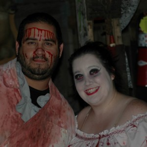 Haunted Hunt Club Farm - Village of the Dead - 2014