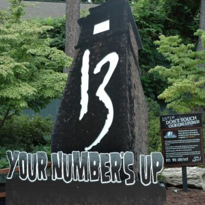 Howl-O-Scream - Ireland - 13: Your Number's Up - House - 2014