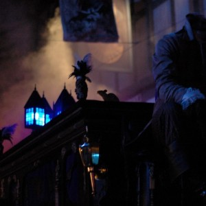 Howl-O-Scream - England - Ripper's Row - 2014
