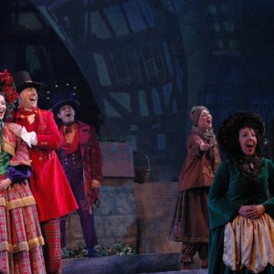 Christmas Town - Scrooge No More - 2014 - Show